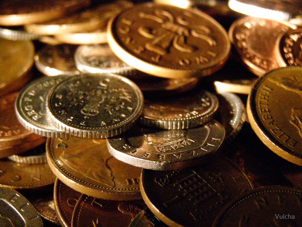 Coinage. by Vulcha