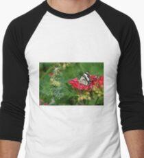 Christmas blessings Men's Baseball ¾ T-Shirt