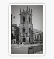 St. Michael's Church, Chester, England Sticker