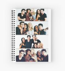 The Vampire Diaries Spiral Notebook