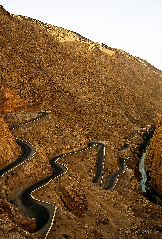 The Long And Winding Road by Benno