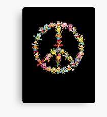Peace birds! Canvas Print