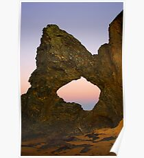 Australia Rock Poster