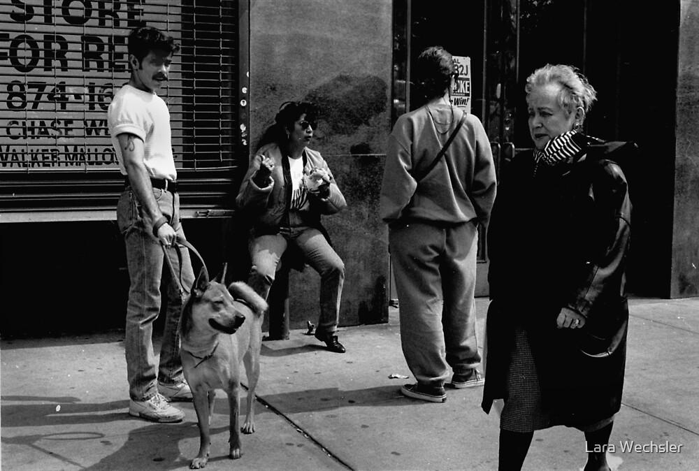Street Hang by Lara Wechsler