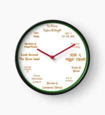 Brave Princess - Brave Inspired Clock Clock