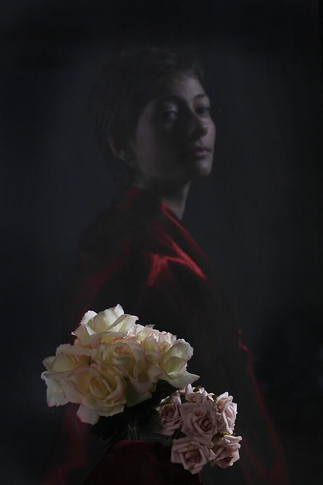 Portrait, K by lawrencew