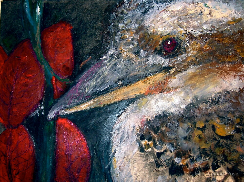 Kookabura Christmas by Julie Stewart Rose