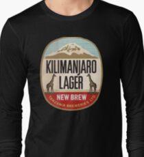 KILIMANJARO LAGER VINTAGE LOGO T-Shirt