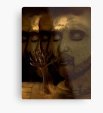 Heads Above The Rest Metal Print