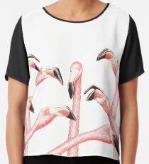 Penpals: Pink Chiffon Top