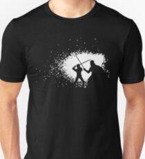 Luke vs Vader Duel T-Shirt