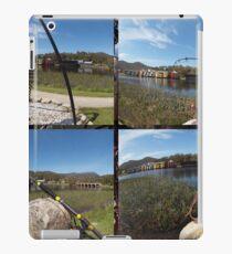 Fishing Art iPad Case/Skin