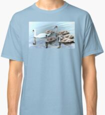 THE ROYAL BIRDS Classic T-Shirt
