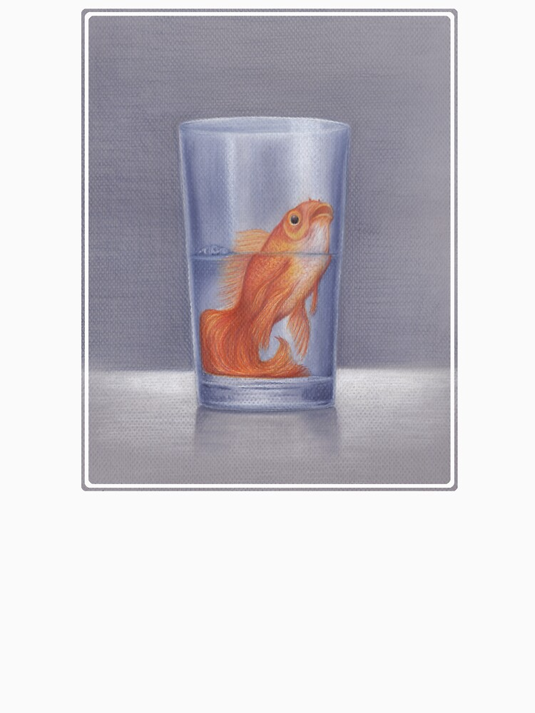 The Glass Is Half Full by LFurtwaengler
