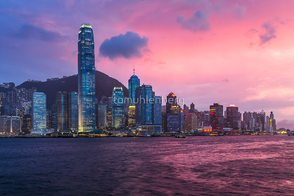 HONG KONG 04 by tomuhlenberg
