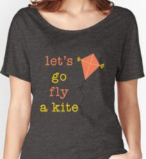 Kite Day Women's Relaxed Fit T-Shirt