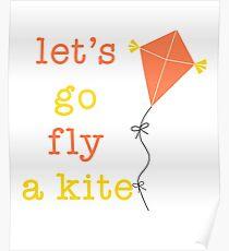 Kite Day Poster