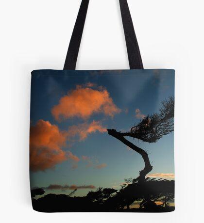 Wind Swept, Torquay,Start of the Great Ocean Road Tote Bag