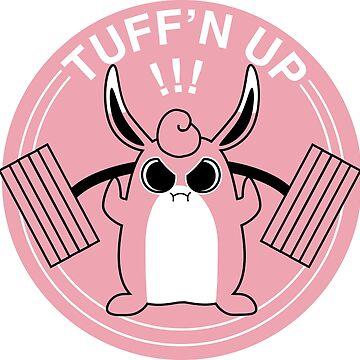 Tuff'n Up by susiedraws