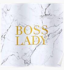 boos lady Poster