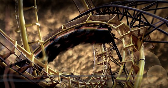 Coaster  by Cliff Vestergaard