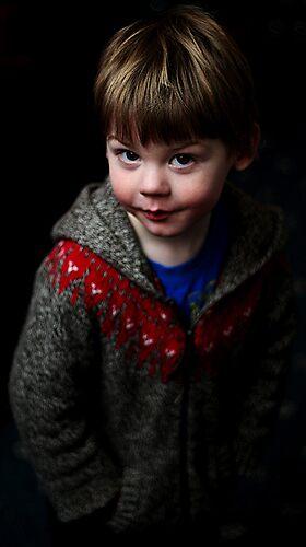 Dewy-Eyed Innocence by Adam Slinger