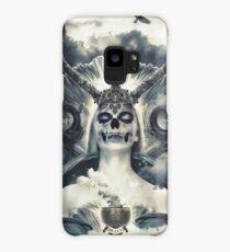 Death Tarot Card Case/Skin for Samsung Galaxy