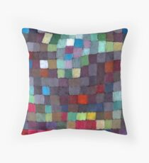 Paul Klee May Picture Throw Pillow