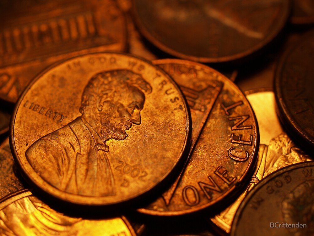 one cent by BCrittenden