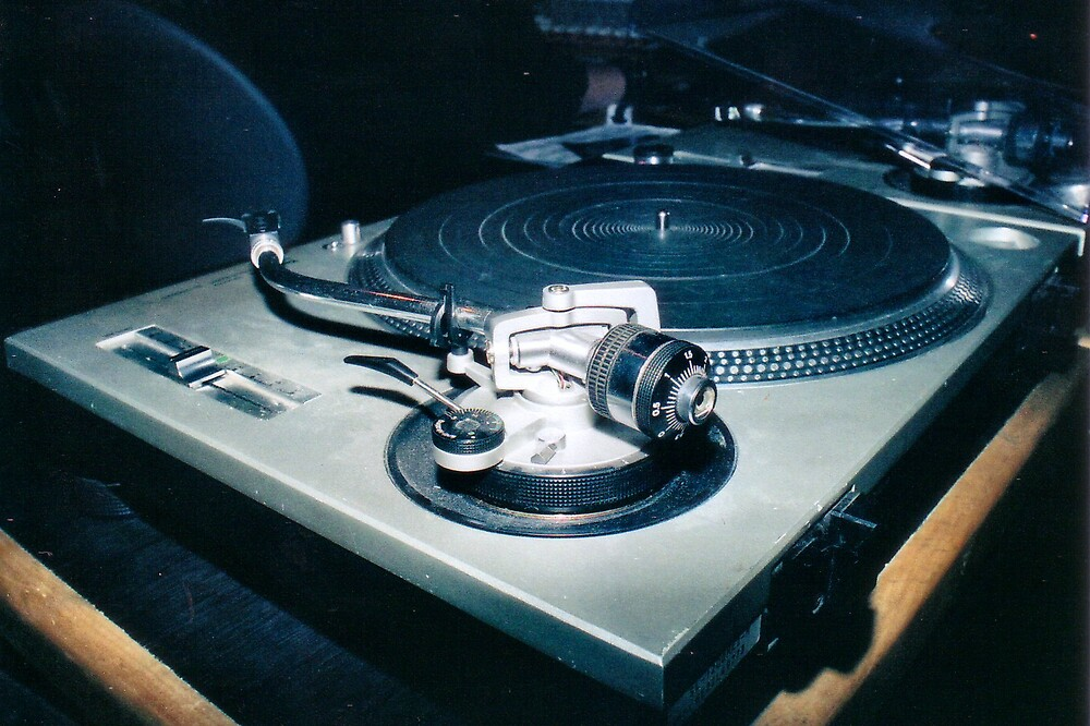 Turntable by Morven