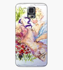 Angel of Compassion Case/Skin for Samsung Galaxy