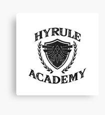 Hyrule Academy Canvas Print