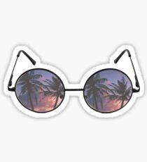 sunglasses Sticker