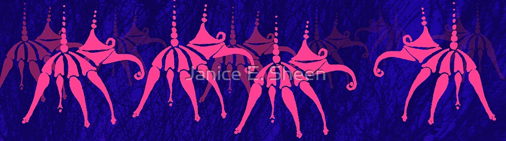 Pink Elephants  by Janice E. Sheen