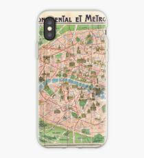 Paris 1918 iPhone Case