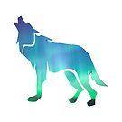 Aurora Wolf by Jessica Caldwell
