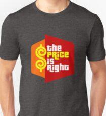 Plinko Chip Logo Unisex T-Shirt