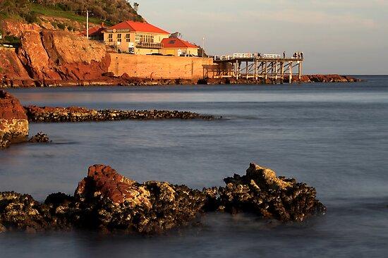 Merimbula Wharf by Darren Stones
