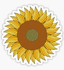 SUNNY DAY Sticker