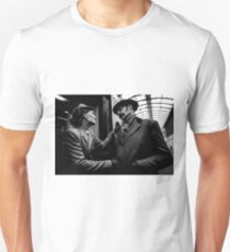 Hullywood Icons -  Helen Marie Smith and Gary Crossman T-Shirt