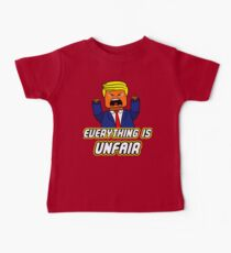 Everything Is Unfair Kids Clothes