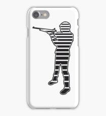 schütze gewehr  iPhone Case/Skin
