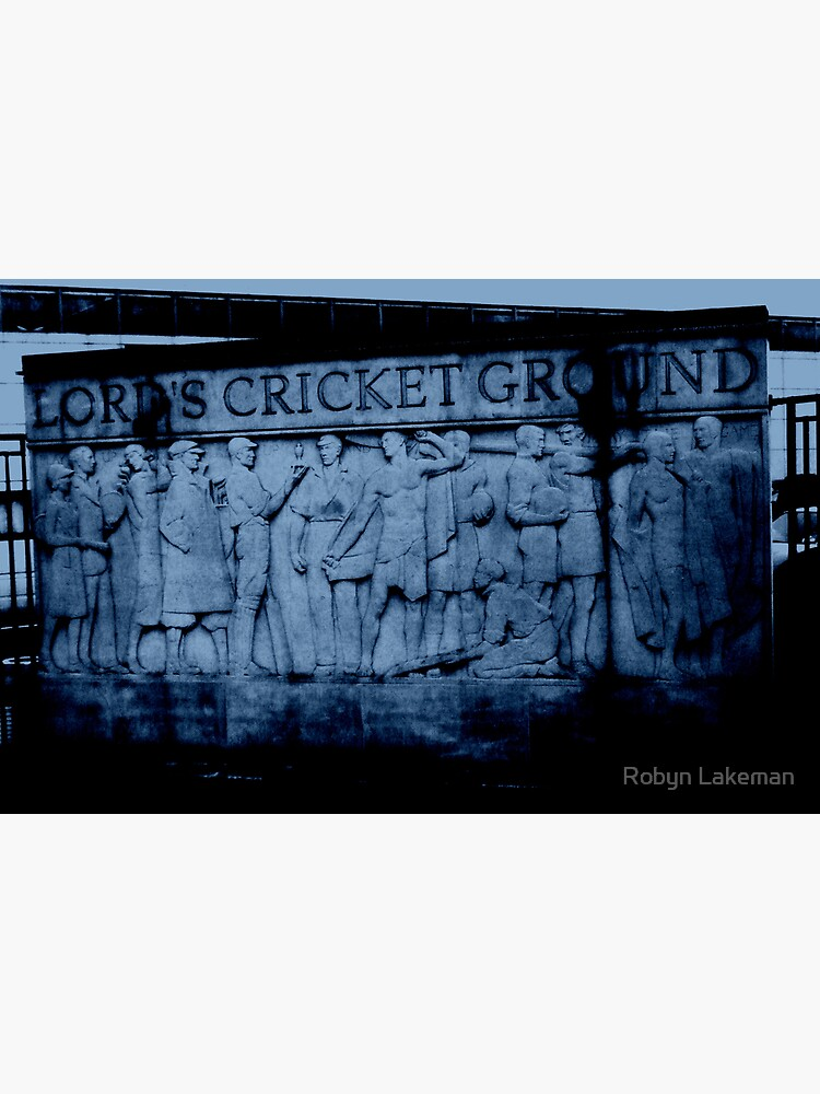 Lord's Cricket Ground, England by Rivergirl