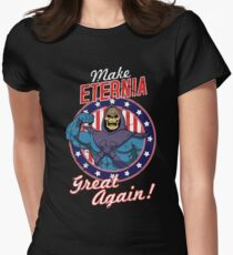 MAKE ETERNIA GREAT AGAIN Women's Fitted T-Shirt