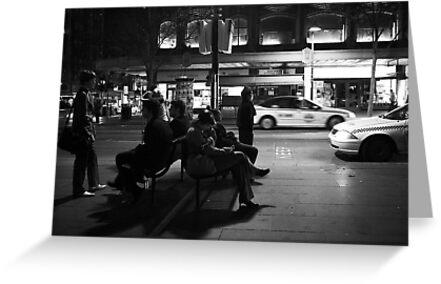 Winter's night by Pirostitch