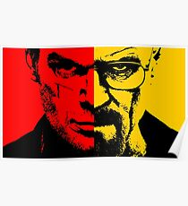 Breaking Bad Dexter Poster, Cover ecc.. Poster