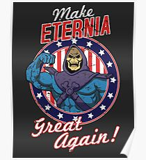 Póster MAKE ETERNIA GREAT AGAIN