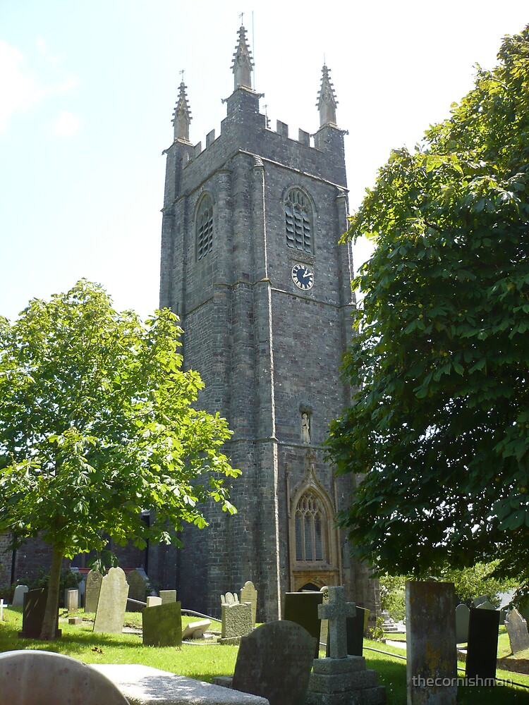 Stratton Church by thecornishman