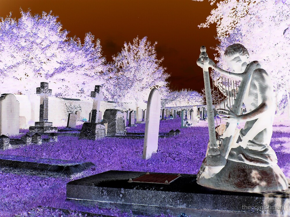 Stratton Grave Yard by thecornishman