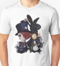 The Hatter and the Hare T-Shirt
